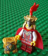 Lego Castle Kingdoms Lion King Minifigs Figure 7946