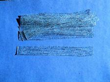 10 Silicone Skirt Tab T51 Firecracker Lure Making Craft Bass Jig Spinner Bait