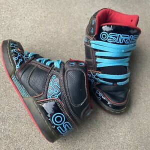 Osiris NYC 83 TRON Vintage Collectors Edition Size US 9.5