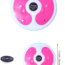 New listing chengsi Twisting Waist Disc Bodytwister Ankle Body Aerobic Exercise Foot Exer...