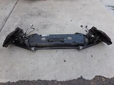 Smart Car Fortwo Passion Pure OEM Front Subframe, Sway Bar, Control Arms, Brakes
