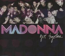 MADONNA Get Together  2 TRACK CD   NEW - NOT SEALED