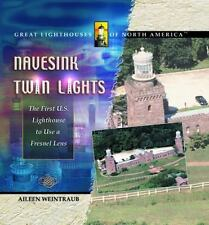 Navesink Twin Lights: The First U. S. Lighthouse to Use a Fresnel Lens-ExLibrary