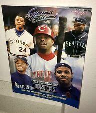 Grand Salami Magazine The Return of Junior June 2007 Seattle Mariners