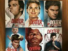 Dexter Seasons 1-6 TV DVD COLLECTION 1 2 3 4 5 6  B34