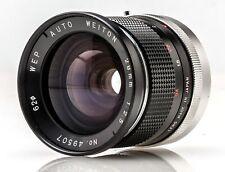 WEP Auto Weiton 28mm 28 mm 1:2.5 2.5 für Konica AR Autoreflex