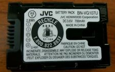 JVC BN-VG107U DIGITAL CAMERA/CAMCORDER BATTERY