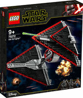 75272 LEGO Star Wars Sith TIE Fighter 470 Pieces Age 9 Years+