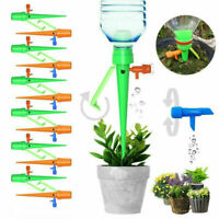 AUTOMATIC WATER IRRIGATION CONTROL SYSTEM - 1/6pcs Plant Spikes System with Slow