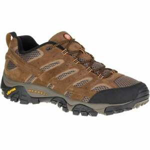 Merrell Moab 2 Ventilator Earth (C6) J06013 Mens Trainers in All Sizes