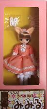 Mama Chapp Toy BJD Azone Mail Order doll Little Mimiru lolita dress pink kitty