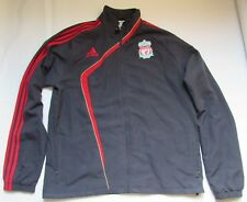 FC LIVERPOOL Training ZIP JACKET ADIDAS 2009-2010 The Reds adult SIZE L/XL