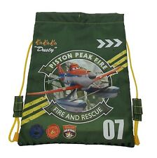Disney Planes Fire Rescue Dusty Library Sport Swim Trainer Bag Official Licensed