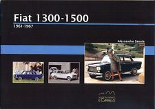 Fiat 1300-1500 1961-1967 - great history book