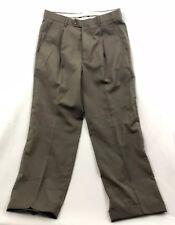 Firado Men's Brown Suit Pants Size 30
