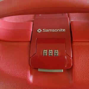 SAMSONITE - Schminkkoffer Kosmetikkoffer  Friseurkoffer Nagelstudio Beauty Case