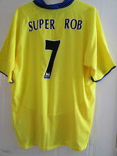Arsenal 2003-2004 Away Football Shirt Adult Size XXL /40077 Super Rob Pires