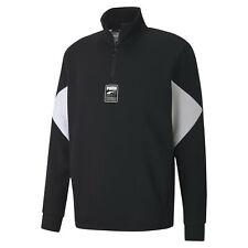 PUMA Men's Rebel Half Zip Sweatshirt