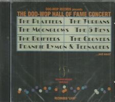 The DOO-WOP HALL OF FAME CONCERT - CD - Brand New