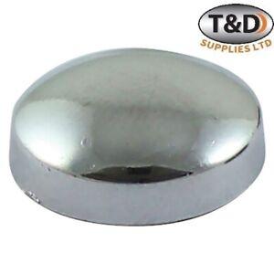 2 PIECE PLASTIC DOME SCREW COVER CAP PLASTIDOME CAPS VARIOUS COLOURS