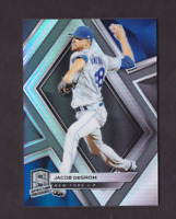 2019 Panini Spectra JACOB DEGROM Silver Prizm New York Mets Mint