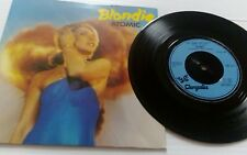 Blondie - Atomic - Vinyl single CHS 2410  chrysalis 1980 ex ex ➕ FRENCH