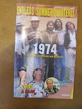 Endless Summer 87 '10 Beach Boys fan magazine