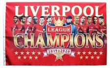 Liverpool Champions Flag Medium 3ft x 2.5ft