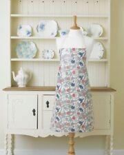 William Morris Trellis Pvc /Oilcloth Floral Apron