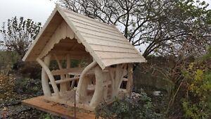 Frühjahrs  Aktion !!  Holz Pavillon