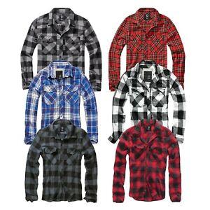 Brandit Checkshirt   Karohemd   Holzfällerhemd   4002   Check Shirt
