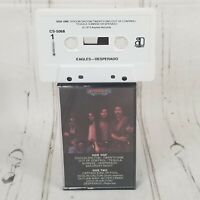Desperado Eagles Cassette Elektra cassette tape CS-5068