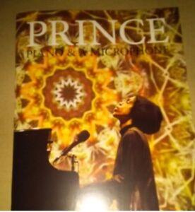 Prince 2016 Tour Book