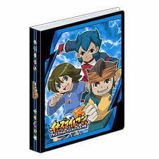 TAKARA TOMY INAZUMA ELEVEN TRADING CARD GAME TCG COLLECT BOOK IE IES IER 01 07