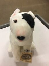 Webkinz Signature Bull Terrier Soft Plush Animal With Online Code Ganz Dog