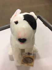 Webkinz Signature Bull Terrier Soft Plush Animal With Online Code Ganz Dog