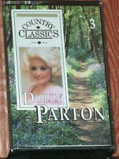 DOLLY PARTON SONGBOOK CASSETTE THREE ONLY ALBUM Country Classics RDC 92113