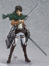 ATTACK ON TITAN / SHINGEKI NO KYOJIN - FIGURA EREN JAEGER FIGURE #207 REPLICA