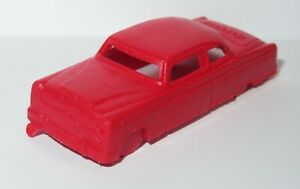 CAR MPC HO 1/87 MADE IN USA MERCURY MONTEREY 1953 ROUGE