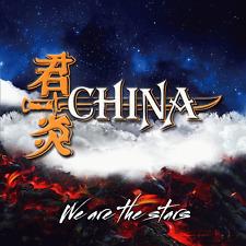 China – We Are The Stars CD NEW