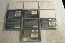 TDK SA-XC90 Cassette Tapes ,Used ,All VGC,Tapes All Clean,Lot Of 10.