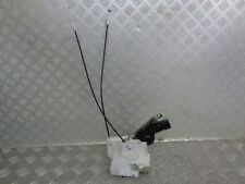2012 SUZUKI ALTO 5DR DRIVER SIDE REAR DOOR LOCK