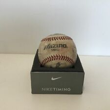 Vintage Mizuno 150 Signed Baseball Ball with Four Signatures #409