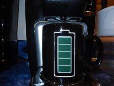 Morph MUG Magic Battery coffee cup novelty