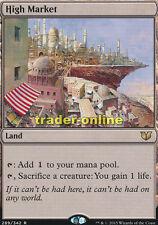 High Market (Hoher Markt) Commander 2015 Magic