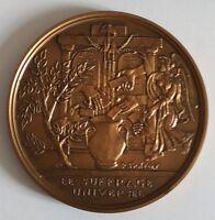 Médaille Bicentenaire de la Révolution Francaise signé Raymond TSCHUDIN