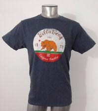 Billabong Surf California Republic Grizzly men's t-shirt charcoal M NWT