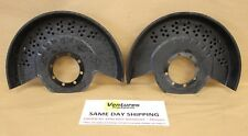 FORD DANA 44 IFS FRONT F250 8 HOLE DUST SHIELD  DUST COVER ROTOR SHIELD 80- 87