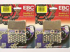 EBC FA252HH Sintered Full Front Brake Pad Set Yamaha FZS 1000 Fazer 01-05