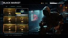 Black Ops 3  Modded Account with Modded Classes PS4